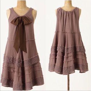 Anthropologie Zehavale Babydoll Dress